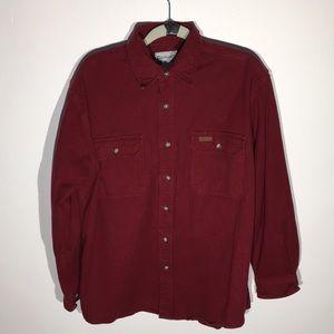 Carhartt Flannel Winter Shirt